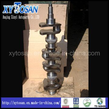 Kurbelwelle für Isuzu Motor 4be1 / 4bd1 / 4bc2 / 4hf1 / 4bb1 / 4bg1 / 4jb1 / 6bd1 / 6bg1