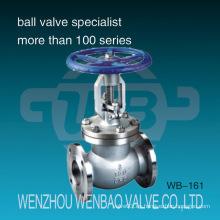 BS Acero inoxidable CF8 OS & Y Válvula de globo con brida