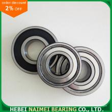Rodamiento de bolitas de rueda de ricino 6200
