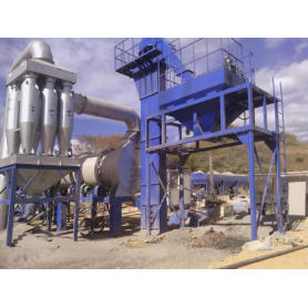 DHB60 Drum asphalt mixing plants