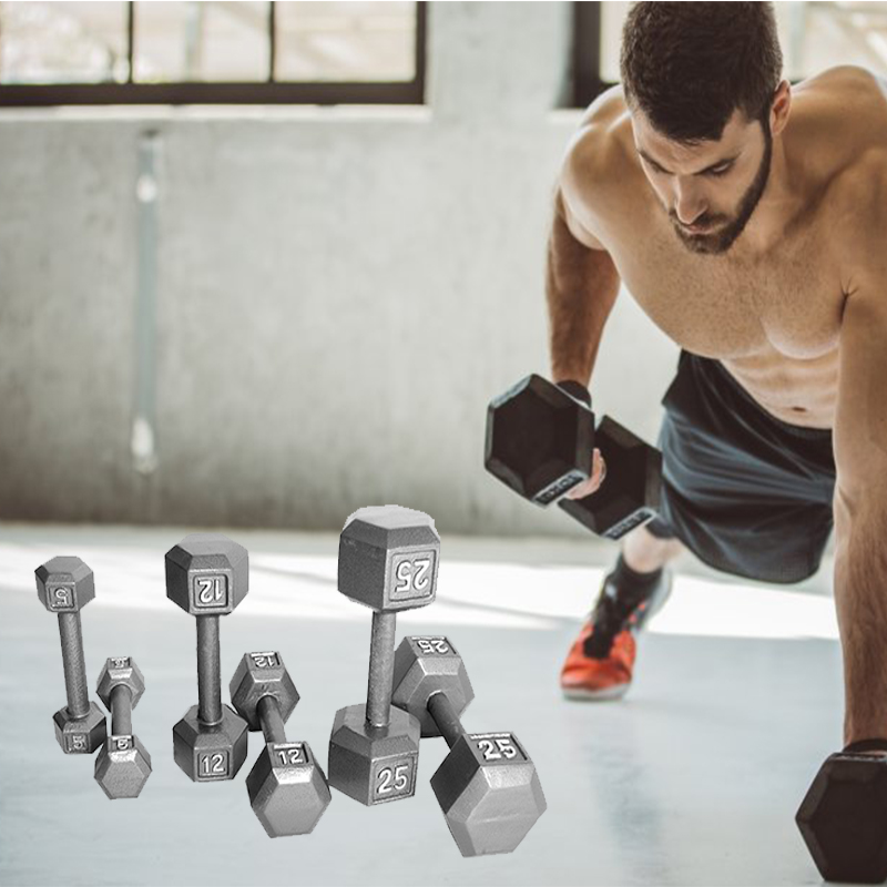 Cast Iron Dumbbell Sets