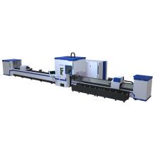 Máquina de corte a laser de tubo de rejeito Hoston Zero