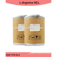 Fabricación de polvo de l-arginina Kosher / Halal; L-arginina precio
