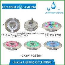 36watt DC12V LED Fountain Light for 316 Stainless Steel