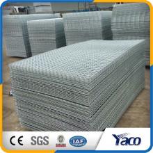 Redes de betonilha galvanizada, rede de aço, rede de arame de aço leve
