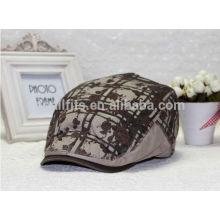 Retro classic vintage ivy cap
