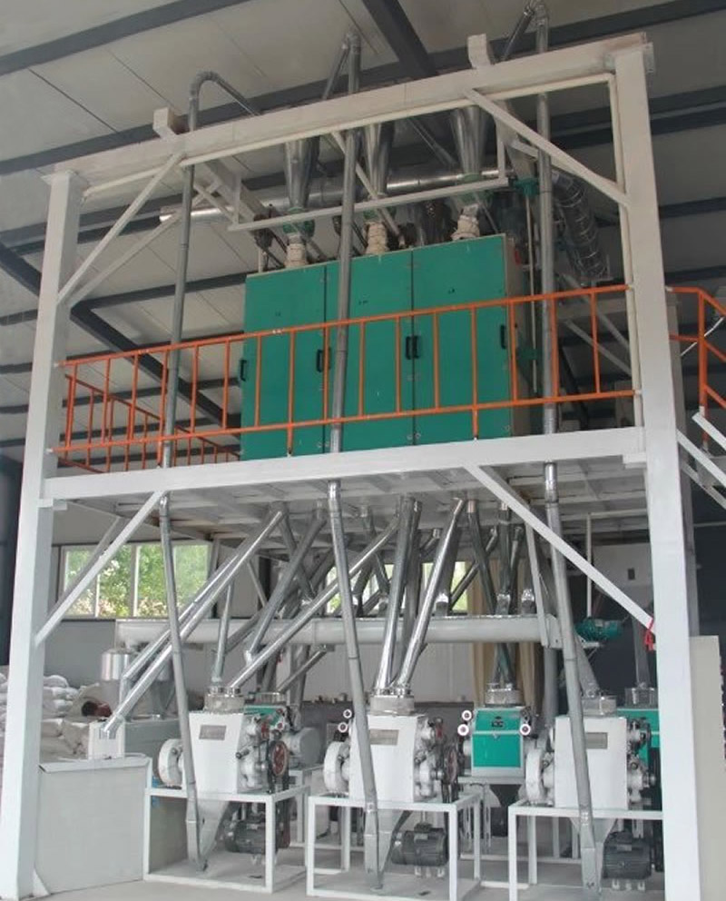 40t flour mill machine