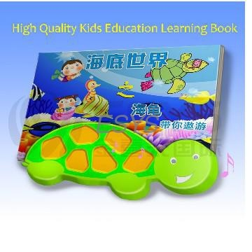Music Book With Sound Pad For Children