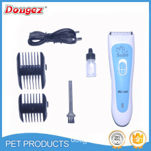 In 2015, the new special offer pet buzzer charging ceramic knife pet shave wool implement economic low noise