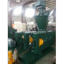 Low Power Fertilizers Double Roller Granulator Equipment