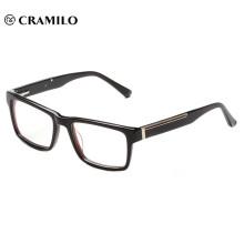 Günstige Brillengestell Acetat optische Rahmen