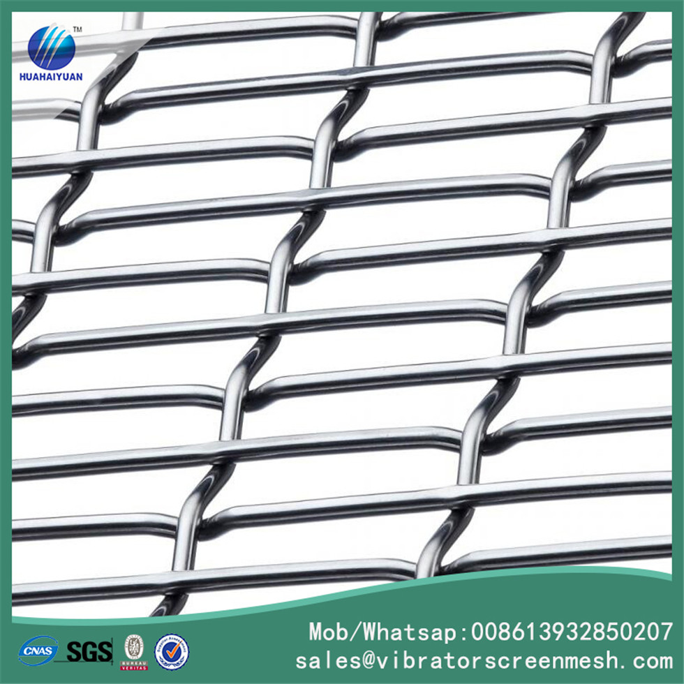 Stainless Steel Woven Screen Mesh