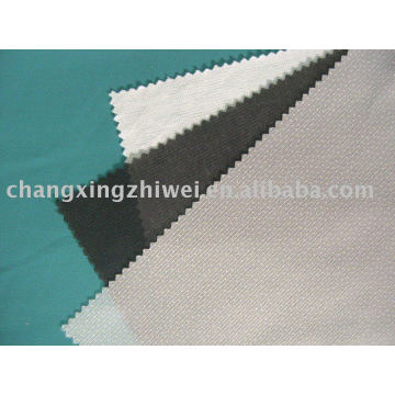 100% cotton woven interlining for clothing accessories