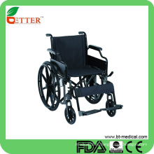 Ручные алюминиевые легкие складные кресла-коляски