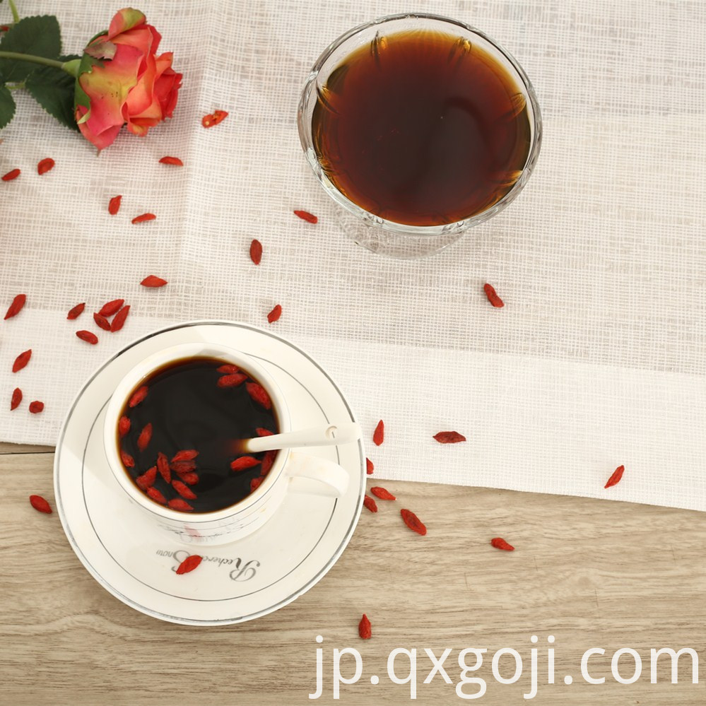 Goji Juice Prevent Cancer