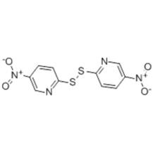 2,2'-DITHIOBIS(5-NITROPYRIDINE) CAS 2127-10-8