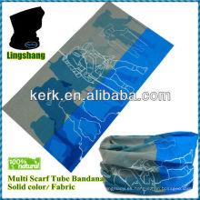 ¡Venta al por mayor de encargo barata al por mayor del tubo, diseñe su propio bandana del tubo del cuello del bandana del tubo del cuello del pañuelo!