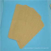 Tissu non tissé en coton à aiguille d'isolation en gros