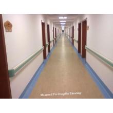 Suelo de hospital de vinilo de calidad superior con 3 mm