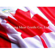 100% Polyester National Flags/Polyester Printed Different Countries National Flags