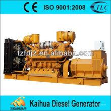 Fabrik-Versorgungsmaterial 1000KVA Jichai Dieselgenerator stellte mit CER-Zertifikat ein