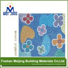pigment de haute qualité pour l'usine de mosaïque de bois imitation de carreaux de sol