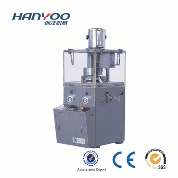 Customized High Speed Rotary Medicine Pill Tablet Press Machine