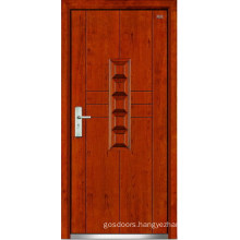 Steel Wooden Door (LT-322)