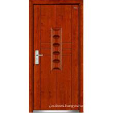 Steel Wooden Door (LT-322)