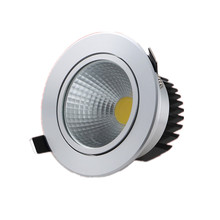 Home Decor 5W LED recesso Downlight COB Made in China