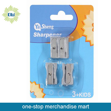 Pencil Sharpener Set of 3 PCS