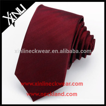 Perfect Knot Handmade Wholesale 100% Silk Red Ties