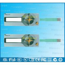 Interruptor de membrana flexible con adhesivo 3M468