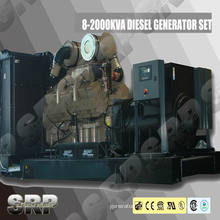 Diesel Generator Set Diesel Gernerating Set Powered by Cummins Sdg500cc