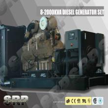 Conjunto Gerador Diesel Conjunto Gerneração Diesel Powered by Cummins Sdg500cc