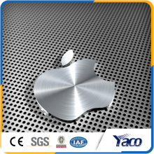 High quality micro perforated metal sheet for sale