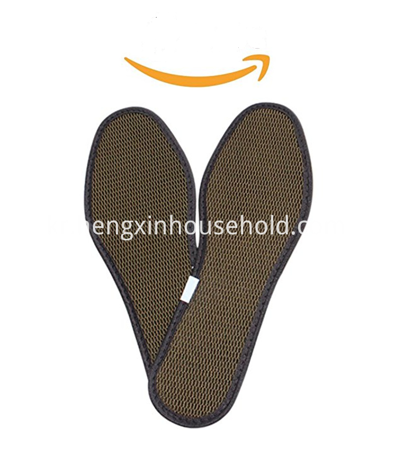 Bamboo Charcoal Shoe Insoles