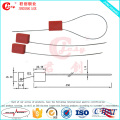 Jc-CS101 Plastic Cable Lock Container Seal Galvanized Steel Wire Seal