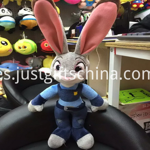 Promotional Cartoon Rabbit Soft Toys