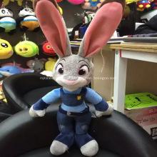 Brinquedos de felpa de coelho de coelho personalizados