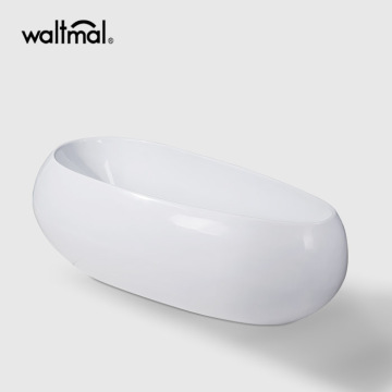 Orchestra Oval Soaking Freestanding Bath Tub