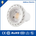 220V 4W COB GU10 Cool White Dimmable Bombilla LED Spotlight