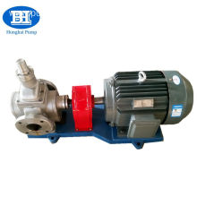 Best quality and factory for Gear Oil Pump Stainless steel food grade vegetable oil transfer pump supply to Burundi Manufacturers