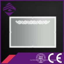 Jnh242 moderno LED iluminado de pared del baño de baño espejo cosmético espejo