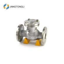"""JKTLPC108 compresor de aire de acero fundido con brida 6 """"válvula de retención"""