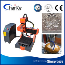 Wood Metal Brass Desktop Mini CNC Router 6090
