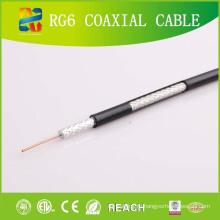 Профессиональное изготовление 16years производит коаксиальный кабель RG6 с CE ETL RoL (RG6)