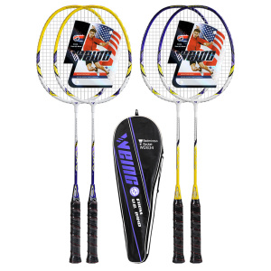 Sport badminton racket battledore