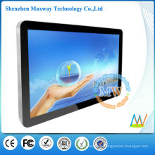 with HDMI/DVI/VGA input TFT lcd monitor 46 inch