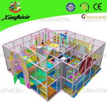 Interior Indoor Playground Landscape Design